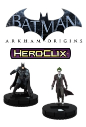 HeroClix: DC Arkham Origins Gravity Feed Box