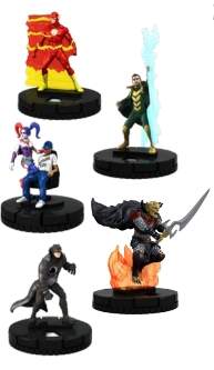 HeroClix: DC The Flash Booster Case [20 boosters]