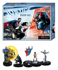 HeroClix: DC Justice League Strategy Game Box