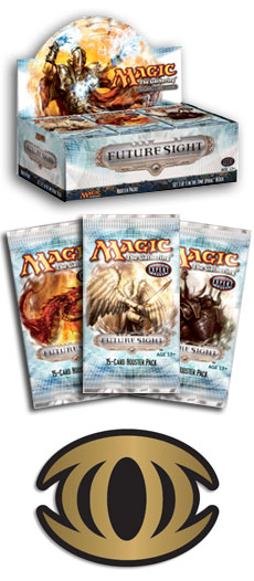 Magic the Gathering TCG: Future Sight Booster Box Case [6 boxes]
