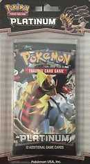 Pokemon TCG: Platinum Booster Box [24 Blister Booster Packs]