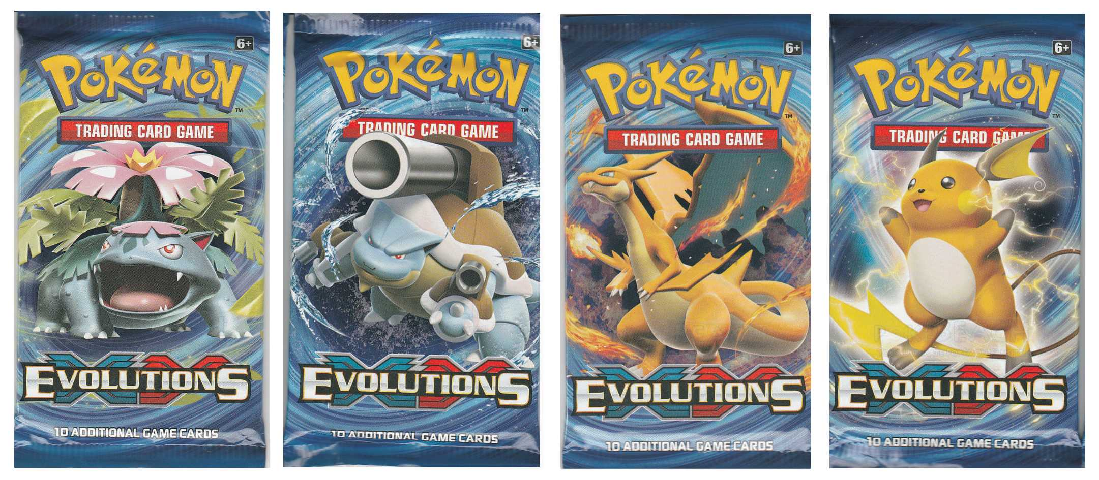 Pokemon: XY Evolutions Booster Case [6 boxes] | Potomac Distribution
