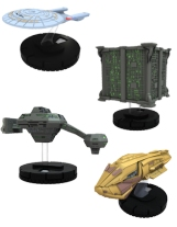 HeroClix: Star Trek Tactics III (Series 3) Starter Set