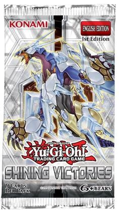 Yu-Gi-Oh: Shining Victories Booster Box [1st Edition]