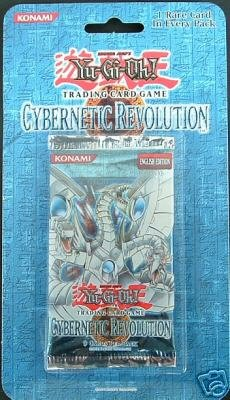 Yu-Gi-Oh: Cybernetic Revolution Booster Box [Unlimited/Blister Packs/20 ct]