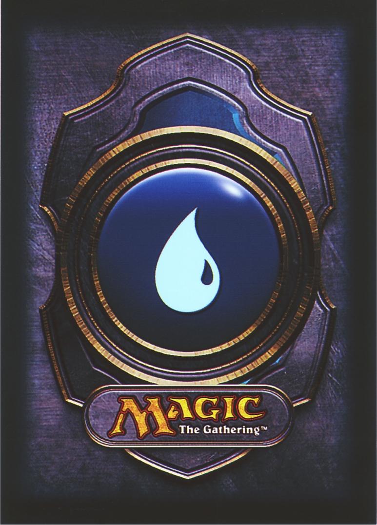 Ultra pro std deck prot mana 3 blue 5 packs potomac ultra pro standard size deck protectors blue magic mana symbol version 3 5 packs biocorpaavc