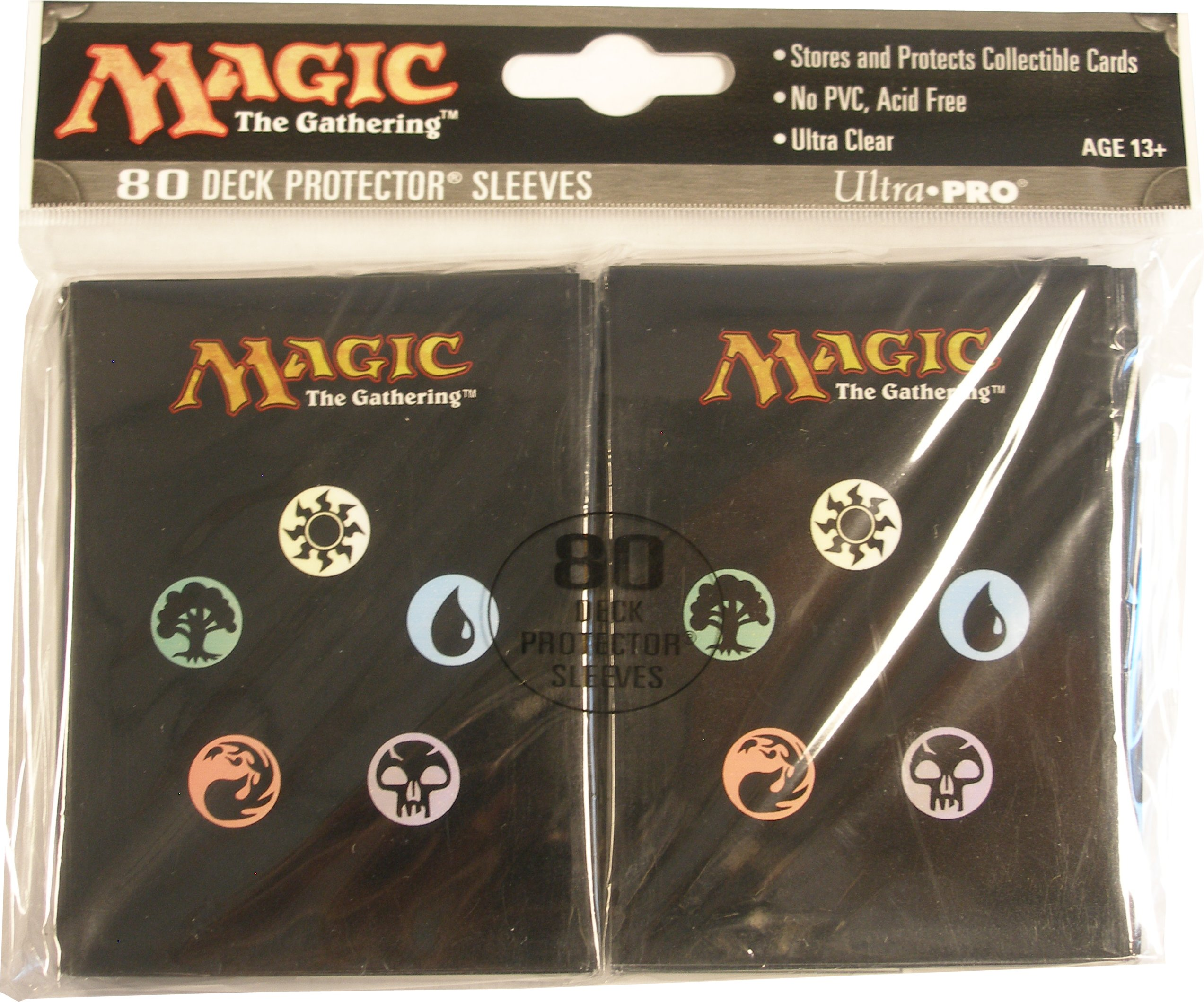 Ultra pro std deck prot magic mana 10 packs potomac ultra pro standard size deck protectors magic mana symbol 10 packs biocorpaavc