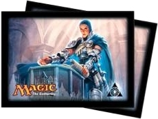 Ultra Pro Standard Size Deck Protectors - Magic Dragon's Maze Ver. 1 Pack
