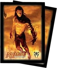 Ultra Pro Standard Size Deck Protectors - Magic Dragon's Maze Ver. 7 Pack