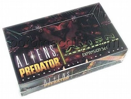 Alien predator ccg singles