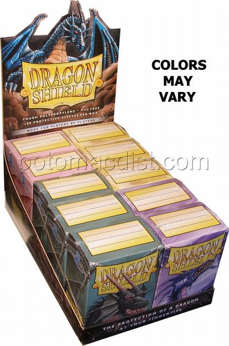 Dragon Shield Deck Protector Box - Mixed Colors