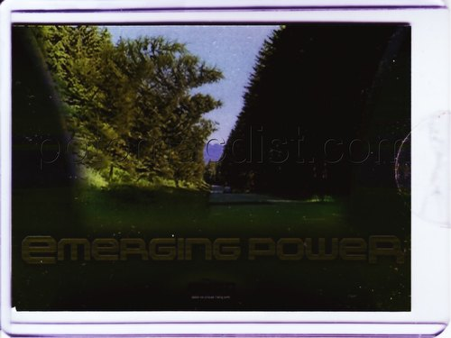 The 4400: Season One Premium Trading Cards Emerging Power Case Topper Card [#CL-1]