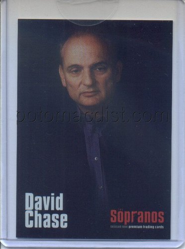 Sopranos Season 1 Case Card [David Chase/CL-1]