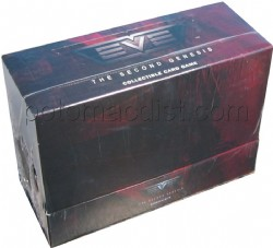 EVE Second (2nd) Genesis CCG: Preconstructed Starter Deck Box [6 decks]