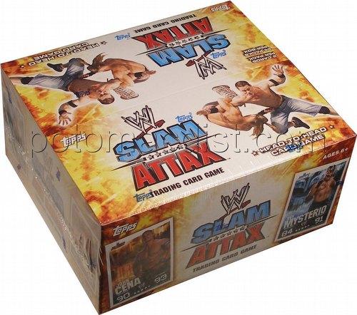 WWE Slam Attax: Booster Box