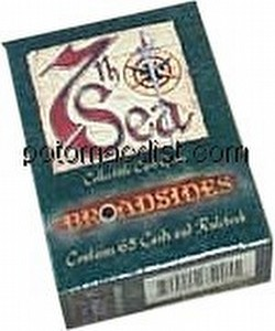 7th Sea Collectible Card Game [CCG]: Broadsides Armada Starter Deck