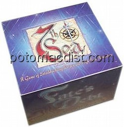 7th Sea Collectible Card Game [CCG]: Fates Debt Booster Box