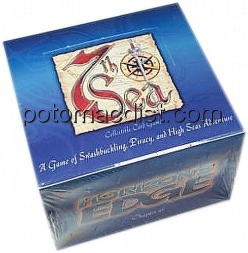7th Sea Collectible Card Game [CCG]: Horizons Edge Booster Box
