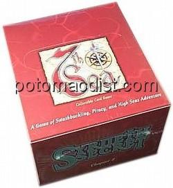 7th Sea Collectible Card Game [CCG]: Syrneth Secret Starter Deck Box