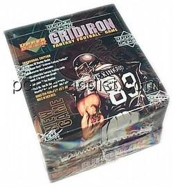 Gridiron: Starter Deck Box [Hobby/Gold]