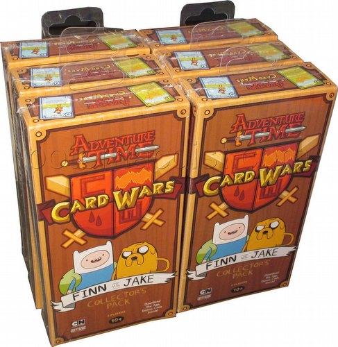 Adventure Time Card Wars: Finn Vs. Jake Collector