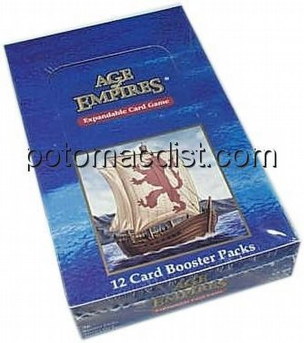 Age of Empires II: Nautical Booster Box