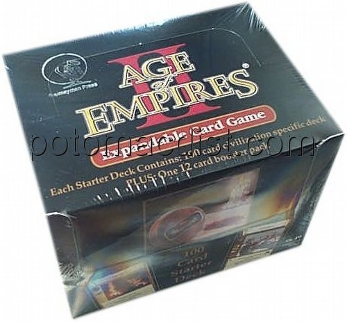 Age of Empires II: Starter Deck Box
