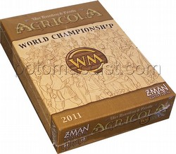 Agricola 2011 World Championship Deck Expansion Box