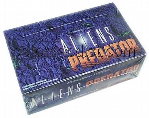Aliens Vs. Predator Customizable Card Game [CCG]: Premiere Edition Booster Box