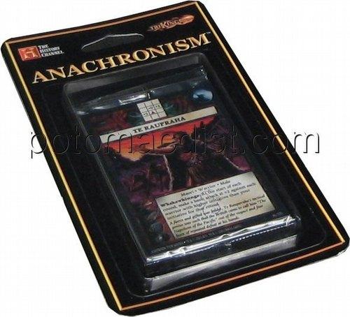Anachronism: Series 4 Te Raupraha Warrior Pack