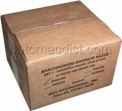 Anachronism: Warrior Packs Series 7 Complete Set