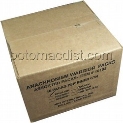 Anachronism: Warrior Packs Series 1 Complete Set