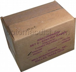 Anachronism: Hernan Cortes Vs. Moctezuma II Series 5 Starter Game Box [4 decks]