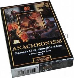 Anachronism: Ramses II Vs. Genghis Khan Series 2 Starter Deck