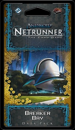 Android: Netrunner SanSan Cycle - Breaker Bay Data Pack Box [6 packs]