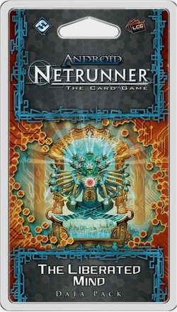 Android: Netrunner Mumbad Cycle - The Liberated Mind Data Pack Box [6 packs]