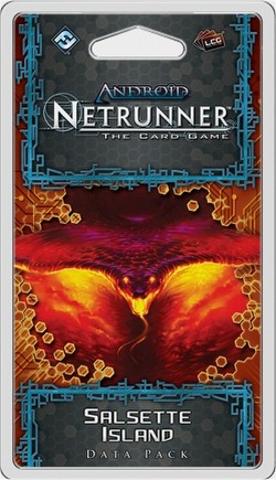 Android: Netrunner Mumbad Cycle - Salsette Island Data Pack Box [6 packs]