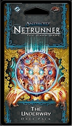 Android: Netrunner SanSan Cycle - The Underway Data Pack