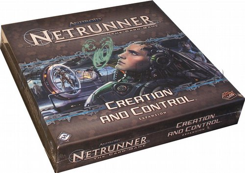 Android: Netrunner Living Card Game Creation and Control Box