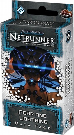 Android: Netrunner Spin Cycle - Fear and Loathing Data Pack Box [6 packs]