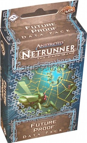 Android: Netrunner Genesis Cycle - Future Proof Data Pack
