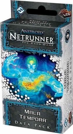 Android: Netrunner Spin Cycle - Mala Tempora Data Pack