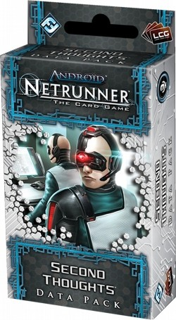 Android: Netrunner Spin Cycle - Second Thoughts Data Pack