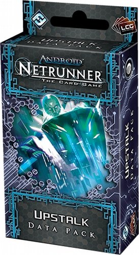 Android: Netrunner Lunar Cycle - Upstalk Data Pack Box [6 packs]