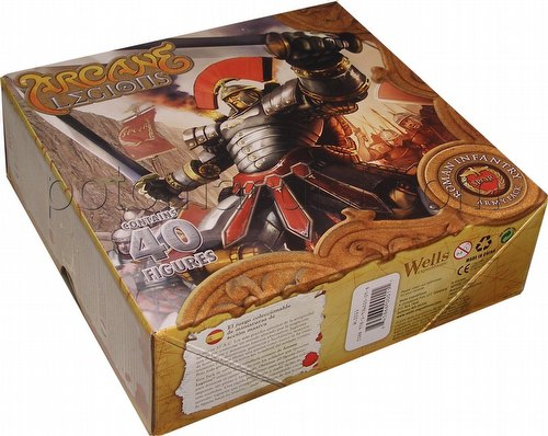 Arcane Legions Mass Action Miniatures Game: Roman Infantry Army Pack