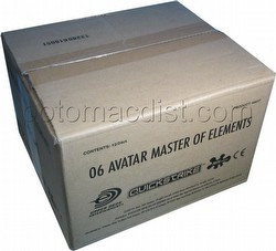 Avatar: Master of Elements Booster Box Case [12 boxes]