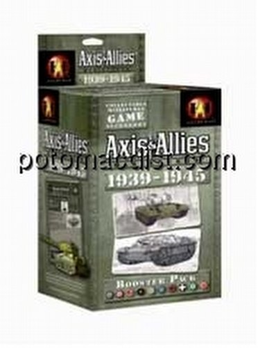 Axis & Allies Miniatures [TMG]: 1939-1945 Booster Case [12]