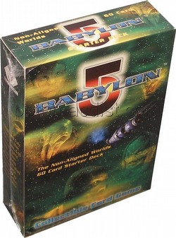 Babylon 5 CCG: Great War Starter Deck [Non-Aligned Worlds]