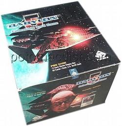 Babylon 5 Collectible Card Game [CCG]: Premier Starter Deck Box