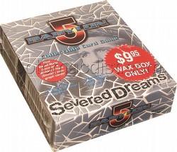 Babylon 5 Collectible Card Game [CCG]: Severed Dreams Booster Box